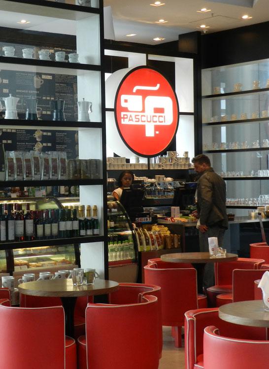 Caffe Pascucci