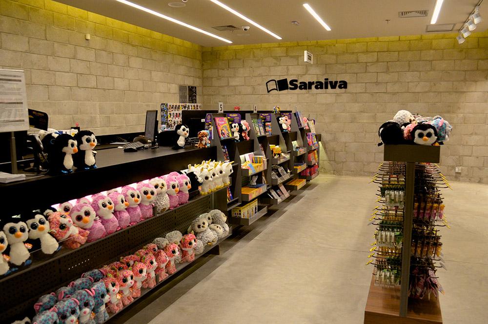 Saraiva - Shopping Iguatemi Porto Alegre
