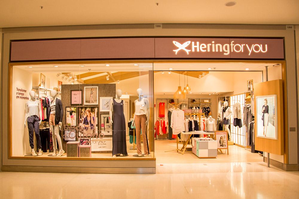Hering - Shopping Iguatemi Campinas