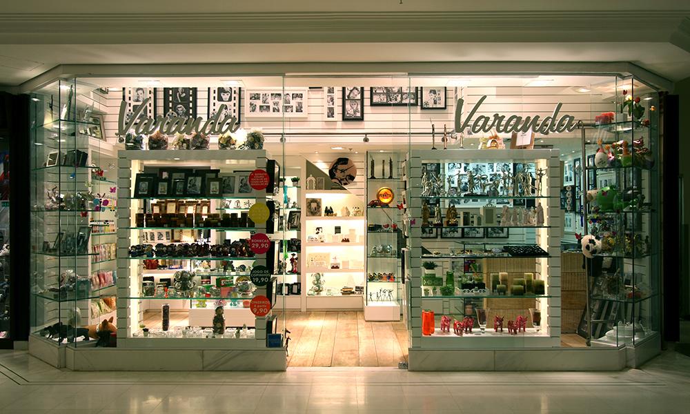 Varanda - Shopping Patio Paulista